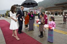 Kate Middleton Photos - The Duke and Duchess Of Cambridge Visit India and Bhutan - Day 7 - Zimbio
