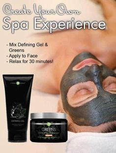 This awesome face mask combo helps diminish wrinkles,fine lines, acme, sun spots, cirrhosis, eczema, and also helps tighten tone and firm your skin!