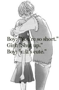 Pin On Cute Anime Couples Quotes