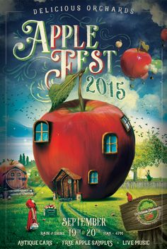 Delicious Orchards » Apple Fest