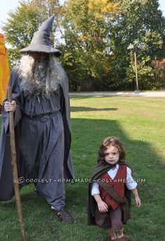 An Unexpected Lord of the Rings Halloween Journey