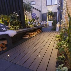 From post caps to railings, steps and beyond, discover the top 60 best deck lighting ideas. Explore cool outdoor illumination designs with LED accents.