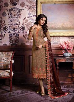 f9776d1cea Amirah Vol 16 Georgette With Heavy Embroidery Salwar Suit D.No 11008  Churidar, Salwar
