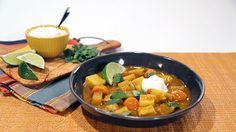 Michael Symon's Root Vegetable Stew