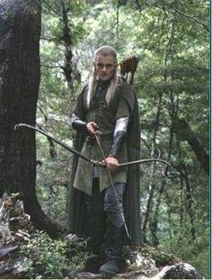 Legolas l'elfe archer