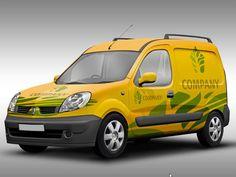 GemGfx Vehicle Branding Mockup (Free Download) on Behance