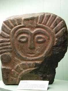 Solar figure petroglyph Columbia River region by mharrsch, via Flickr