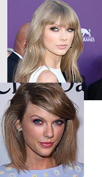 Los mejores looks de maquillaje y peinado de Taylor Swift | Oriflame Cosmetics