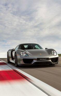 Porsche 918 Spyder, a guy can dream can't he?
