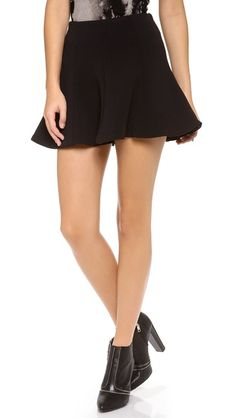Swingy skirt to pair with everything, tights or no tights. Long legs guaranteed!  Bec & Bridge Josei Skirt