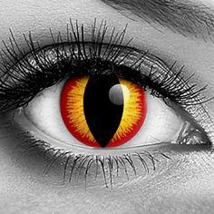 Banshee FX Contact Lenses - Gothika - Vampfangs