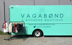 Vagabond Roaming Boutique | Find a Fashion Truck | #fashiontrucks #mobileboutiques #FFT