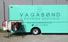 Vagabond Roaming Boutique | Find a Fashion Truck | #fashiontrucks #mobileboutiques #FFT