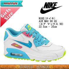 NIKE  ナイキ air max 90 GS