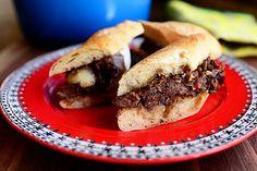 Short Rib Sandwiches
