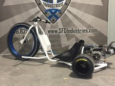 SFD industries drift trikes http://sfdindustries.com/