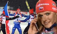 Moravec dojížděl pro zlato, Soukalová telefonovala: Volala jsem domů | iSport.cz