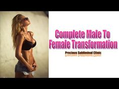Do you want to completely transform yourself into a female without surgery? Want to have a completely functional vagina? Want to be treated like a woman? Female Hormone Pills, Male To Female Hormones, Transgender Tips, Male To Female Transgender, Mtf Hormones, Female Led Marriage, Mtf Transition, Male To Female Transformation, Feminized Boys
