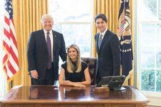 Ivanka Trump Gets Slammed For Oval Office Desk Picture #IvankaTrump celebrityinsider.org #Politics #celebrityinsider #celebritynews #celebrities #celebrity #rumors #gossip