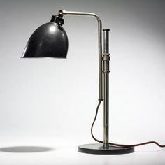 'Rondella' table lamp by Christian Dell c. 1928 (Bauhaus-y?)
