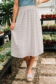 03ade21811 Basic Drawstring Skirt in Navy in 2019 | CLOTHING | Skirts ...
