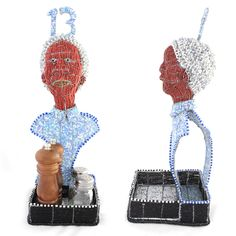 Mandela Table Number and Holder Cafe Tables, Table Numbers, Crochet Earrings, Coffee Tables