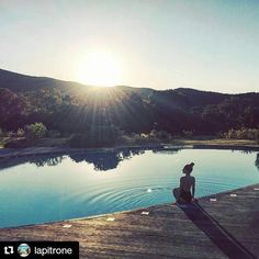 #Repost @lapitrone  Good evening #argentarioresort #argentario #toscana #tuscany #espacewellnesscenter #swimmingpool #pool #nature #wellness #spa #wellbeing #sunset #tramonto #portoercole #monteargentario #piscina #relax #designhotel #luxuryhotel