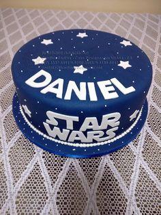 Bolo Decorado Star Wars/Star Wars Cake