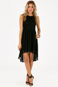 Up In Lace Dress #TOBI