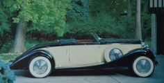 1937 Roadster by Inskip (chassis 3CP18)