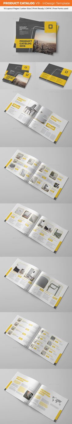 Product Catalog Template - V9