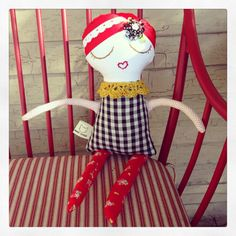 Baby Doll by SweetLittlesHandmade on Etsy