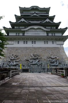 Japanese castles I've visited: #9 Echizen Katsuyama Castle in Fukui Prefecture. The castle is a modern reconstruction, but the main tower is REALLY cool! Inside is a huge and interesting museum! :)