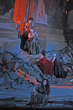Richard Strauss's #Elektra at Lyric Opera of Chicago. Photo by Dan Rest/Lyric Opera of Chicago