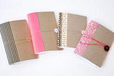 DIY Cajas de Cereales convertidas en pequeños cuadernos! ‹ Revista Lima