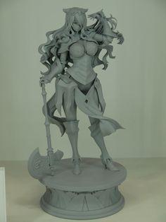 Fire Emblem If - 1/7 - Camilla - Intelligent Systems (?) - Statuen / PVC - Figuren - Japanshrine Intelligent Systems, Kpop, Manga, Fire Emblem, Camilla, Sculpture Art, Statue, Anime Figures, Manga Anime