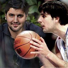 #Serbian #basketball #legend DEJAN BODIROGA born #OnThisDay 1973 | СРЕЋАН РОЂЕНДАН, ДЕЈАНЕ! http://on.fb.me/1pnuay8