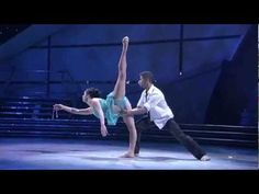 """So You Think You Can Dance - Jeanine and Jason """"If it Kills Me""""  This dance is perfection. <3"""