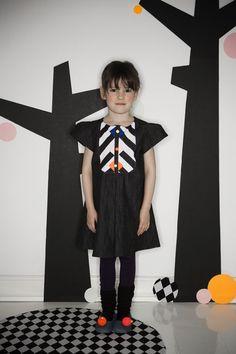 girl's dress by Bang Bang, Copenhagen