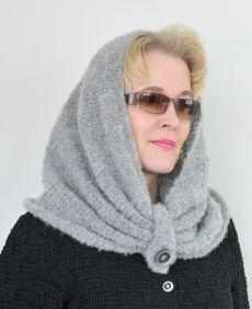 Crochet scarf winter hooded cowl Ideas for 2019 Crochet Jacket, Knit Crochet, Crochet Hats, Detachable Sleeves Wedding Dress, Hooded Cowl, Crochet Winter, Scarf Hat, Crochet Clothes, Baby Knitting
