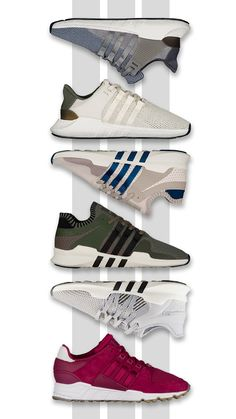 886978593f Add some #adidasOriginals #EQTs to your rotation. Men's and women's styles  available now