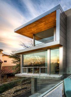 Passive solar home design, Texas