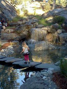 Pondless Backyard Waterfall Garden Ideas (29)