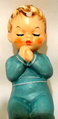 Hummel Bless Us All Byj#16 Boy Praying 1964 SOLD