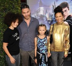 Pin for Later: Thandie Newton's Daughters Are a Chip Off the Old Block