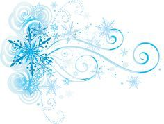 swirl designs with snowflakes - Google Search