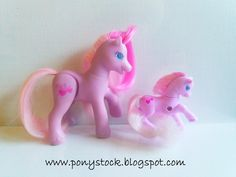 Sweet Berry Generation 2 My Little Pony McDonald's Happy Meal