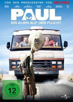 Paul - Ein Alien auf der Flucht * IMDb Rating: 7,0 (115.500) * 2011 USA,UK * Darsteller: Mia Stallard, Simon Pegg, Nick Frost,