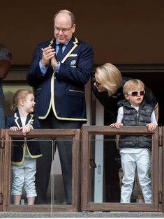 Royalty Monaco Pictures and Photos - Getty Images Princesa Charlene, Prince Albert Of Monaco, Monaco Royal Family, Charlene Of Monaco, House Of Windsor, We Are Family, Royal House, Grace Kelly, Sweden