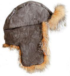 Faux Fur Ear Flap Hat Tutorial and Free ePattern by Sewbon.com